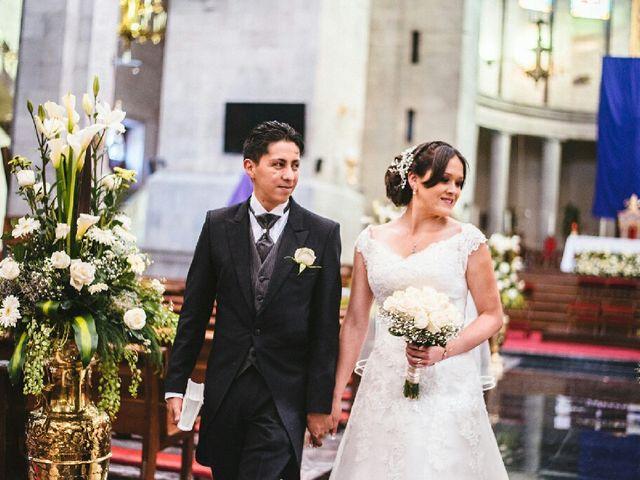 La boda de Jonatan y Karen