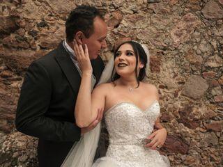 La boda de Alejandra y Juan