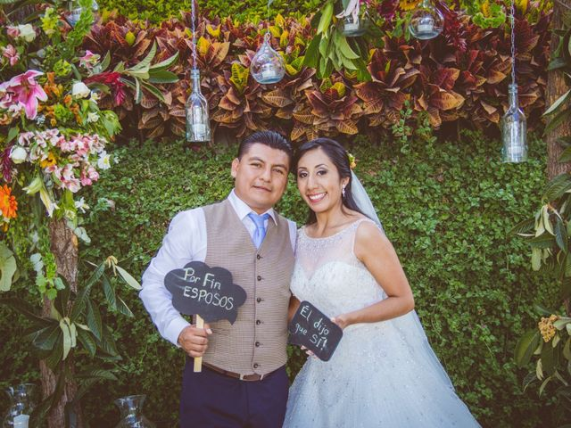 La boda de Paola y Lenin