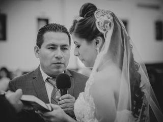 La boda de Aracely y Mateo 3