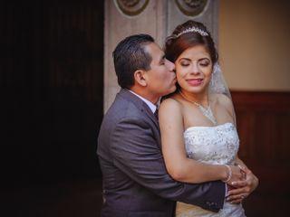 La boda de Aracely y Mateo