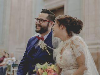 La boda de Iván y Dani