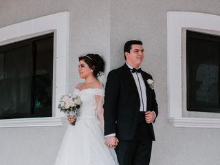 La boda de Xiomara y Paul