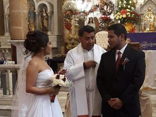 La boda de Montserrat  y Oscar  2