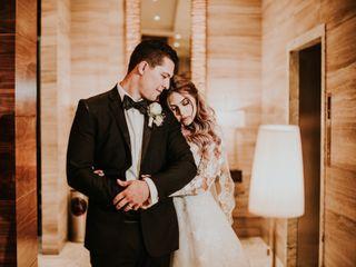 La boda de Guiselle y Fernando
