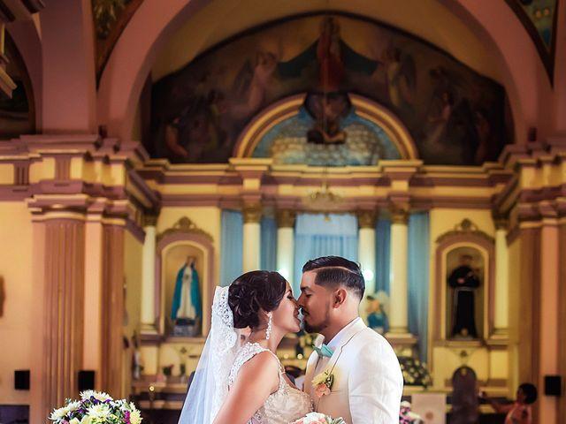 La boda de Marely y Daniel