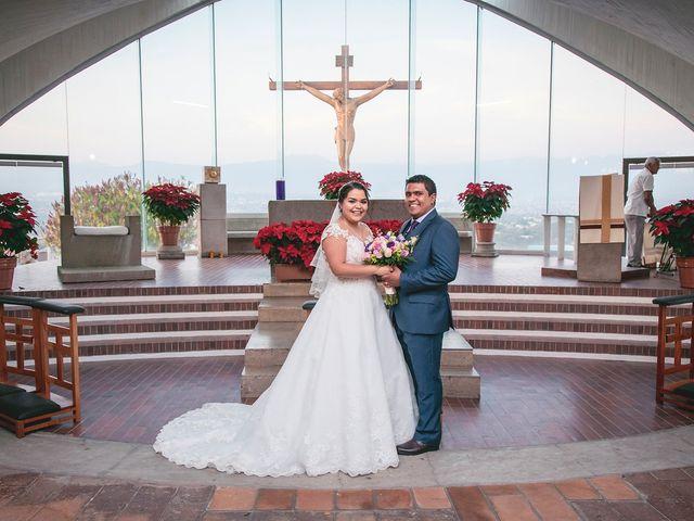 La boda de Mariel y Omar