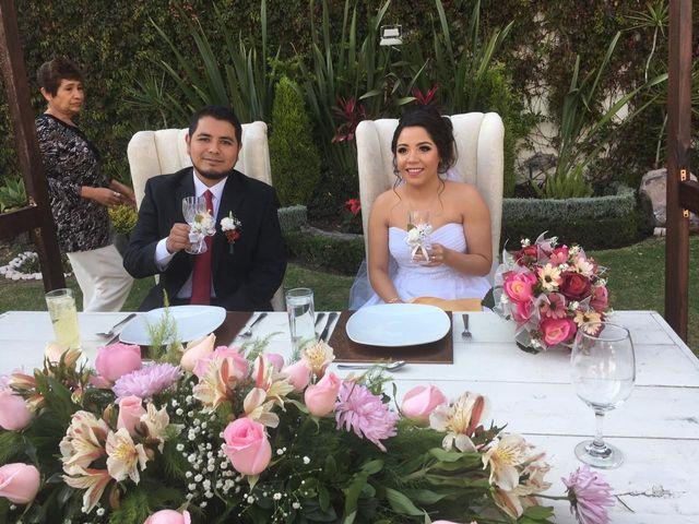 La boda de Montserrat  y Oscar