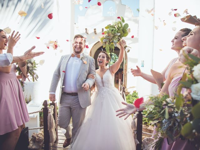 La boda de Orlanda y Benoit