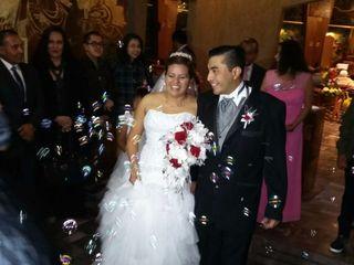 La boda de Erika y Martín