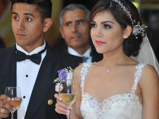 La boda de Amado y Angélica