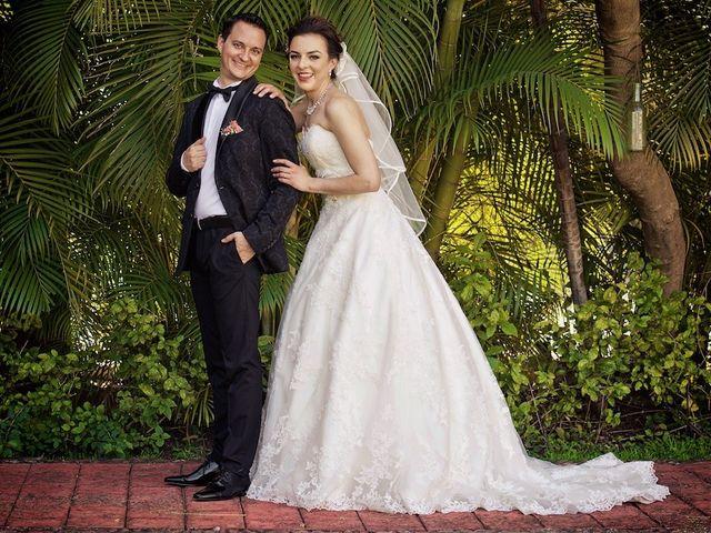 La boda de Yunen y Daniel