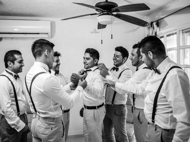 La boda de Arturo y Marlenne en Acapulco, Guerrero 11