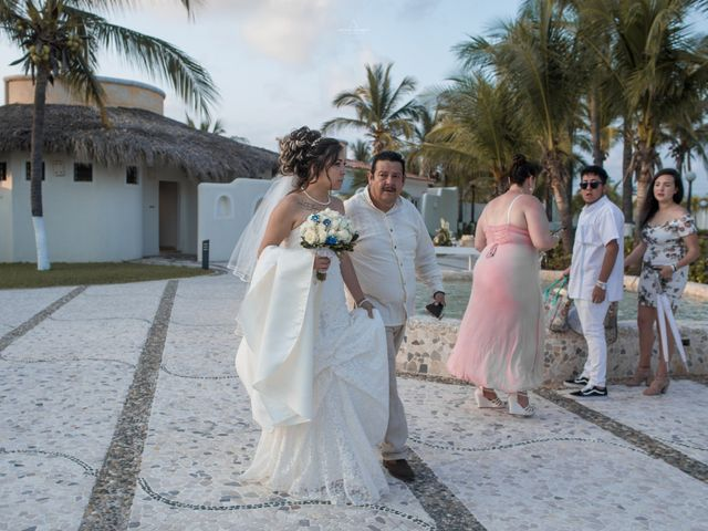 La boda de Arturo y Marlenne en Acapulco, Guerrero 23