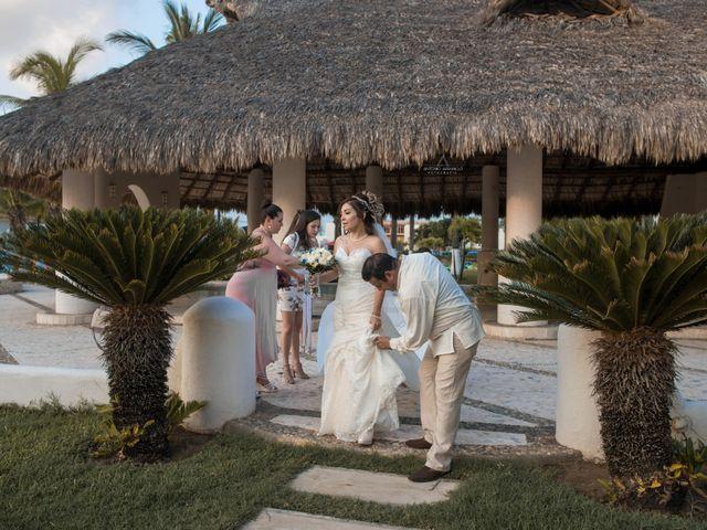 La boda de Arturo y Marlenne en Acapulco, Guerrero 24