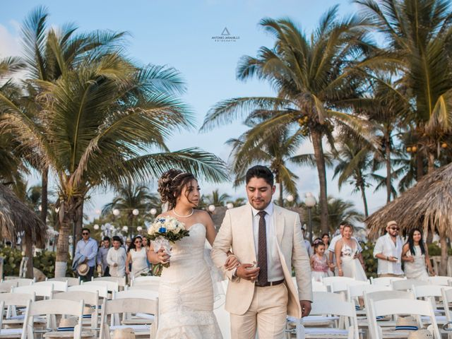 La boda de Arturo y Marlenne en Acapulco, Guerrero 1