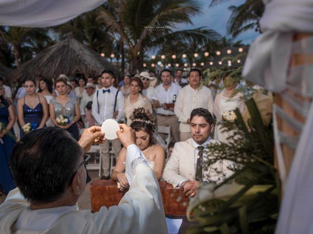 La boda de Arturo y Marlenne en Acapulco, Guerrero 38