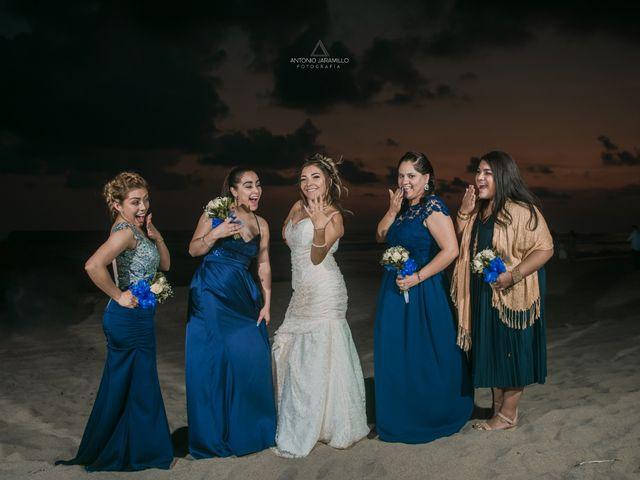 La boda de Arturo y Marlenne en Acapulco, Guerrero 40