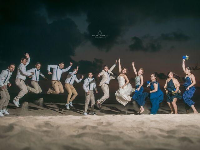 La boda de Arturo y Marlenne en Acapulco, Guerrero 41