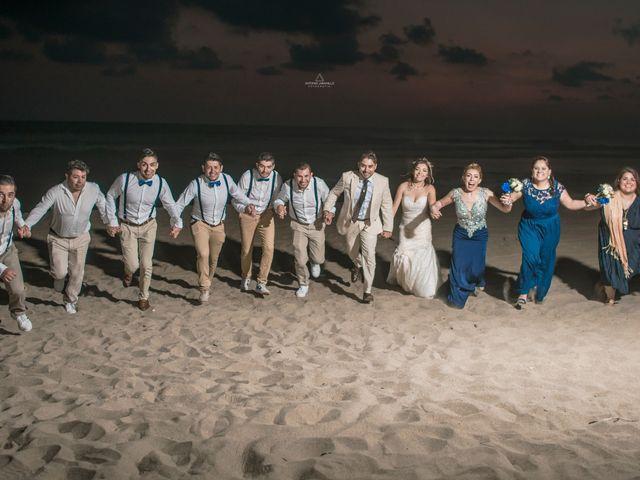 La boda de Arturo y Marlenne en Acapulco, Guerrero 42