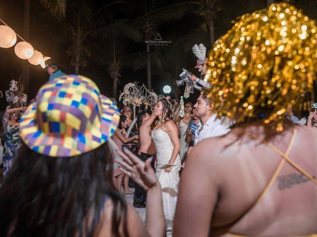 La boda de Arturo y Marlenne en Acapulco, Guerrero 53