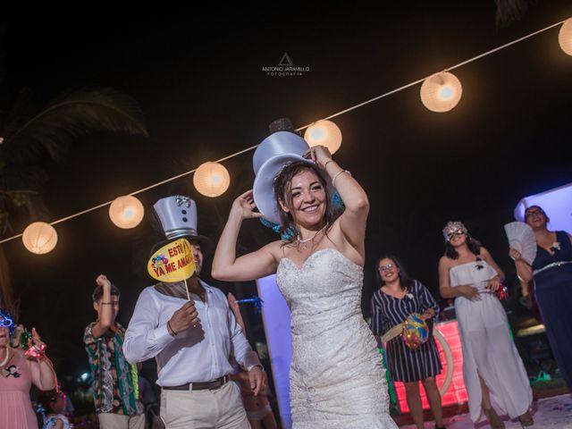 La boda de Arturo y Marlenne en Acapulco, Guerrero 55