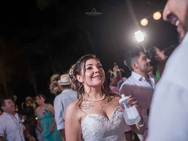 La boda de Arturo y Marlenne en Acapulco, Guerrero 57