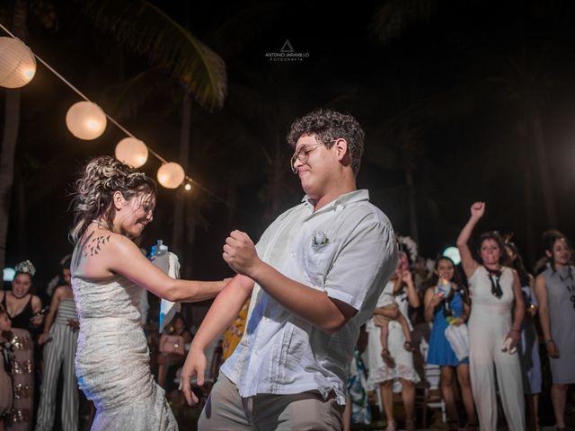 La boda de Arturo y Marlenne en Acapulco, Guerrero 58