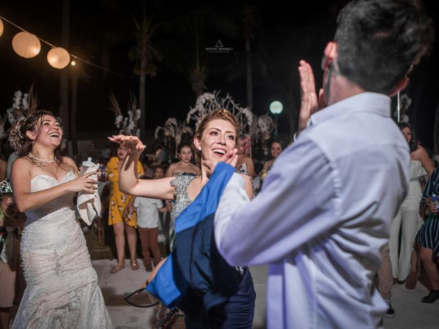 La boda de Arturo y Marlenne en Acapulco, Guerrero 59