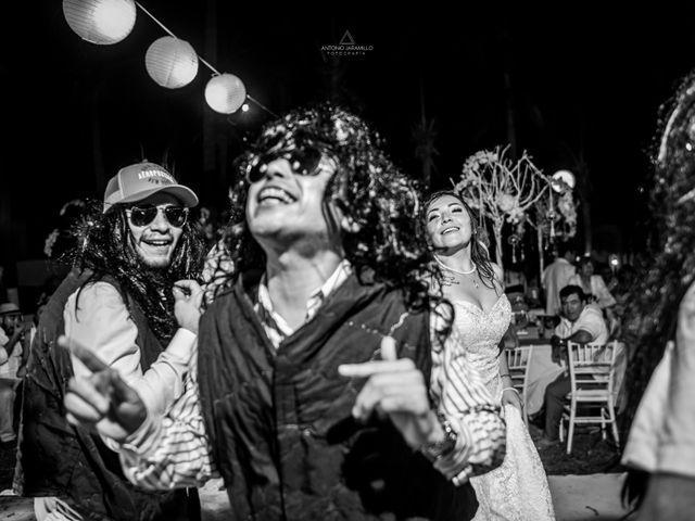 La boda de Arturo y Marlenne en Acapulco, Guerrero 64