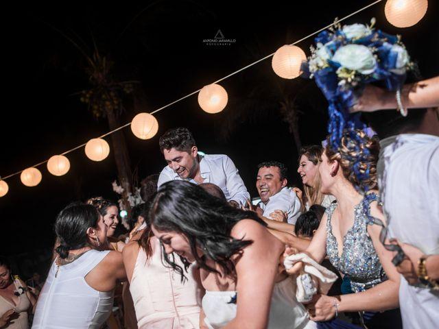 La boda de Arturo y Marlenne en Acapulco, Guerrero 66