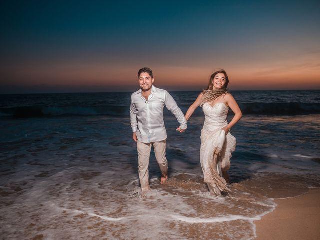 La boda de Arturo y Marlenne en Acapulco, Guerrero 78