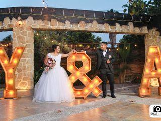 La boda de Yasmín y Alberto