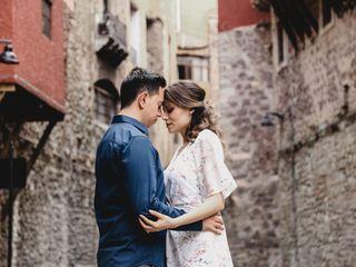 La boda de Iliana y Daniel 1