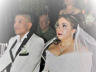 La boda de Mary y Uziel 1