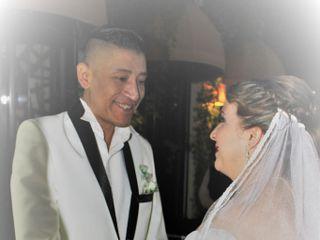 La boda de Mary y Uziel 2