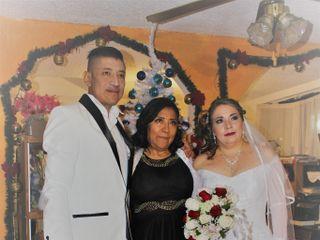 La boda de Mary y Uziel 3