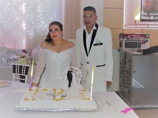 La boda de Mary y Uziel
