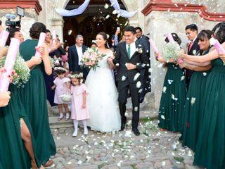 La boda de Melisa y Luis