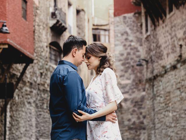 La boda de Daniel y Iliana en Celaya, Guanajuato 3