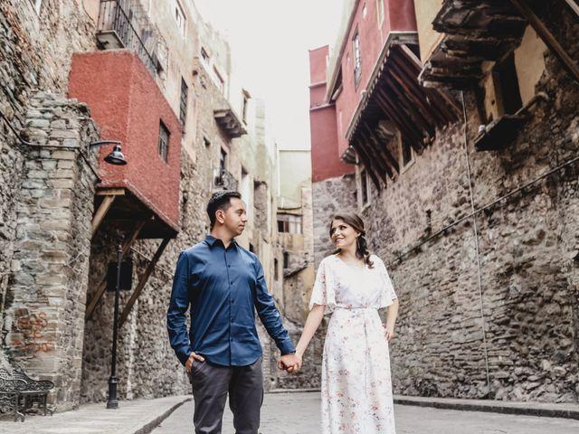La boda de Daniel y Iliana en Celaya, Guanajuato 4