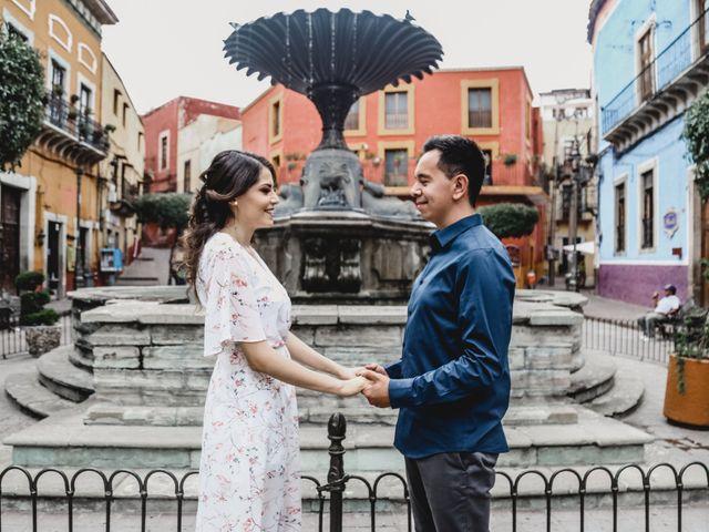 La boda de Daniel y Iliana en Celaya, Guanajuato 5