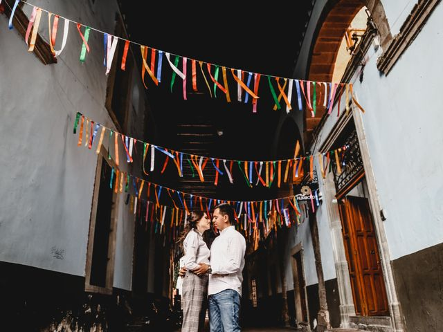 La boda de Daniel y Iliana en Celaya, Guanajuato 7