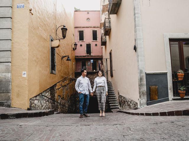 La boda de Daniel y Iliana en Celaya, Guanajuato 8