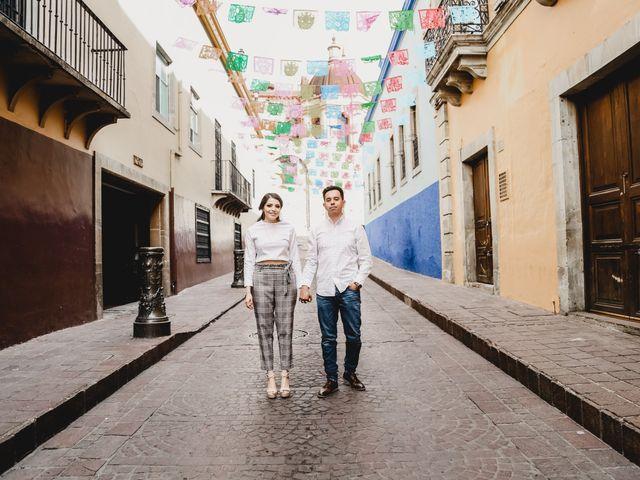 La boda de Daniel y Iliana en Celaya, Guanajuato 9