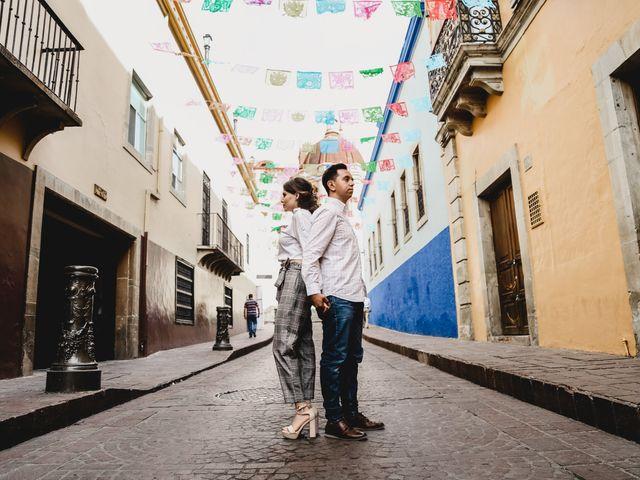 La boda de Daniel y Iliana en Celaya, Guanajuato 10