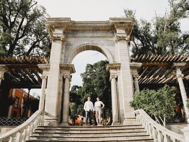 La boda de Daniel y Iliana en Celaya, Guanajuato 13