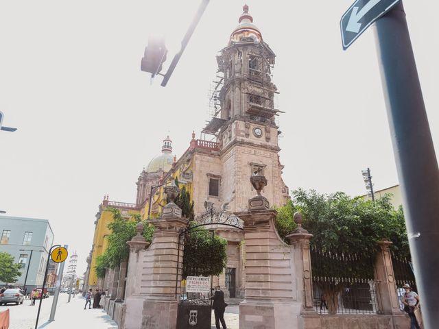 La boda de Daniel y Iliana en Celaya, Guanajuato 23