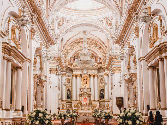 La boda de Daniel y Iliana en Celaya, Guanajuato 24