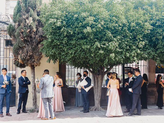 La boda de Daniel y Iliana en Celaya, Guanajuato 26